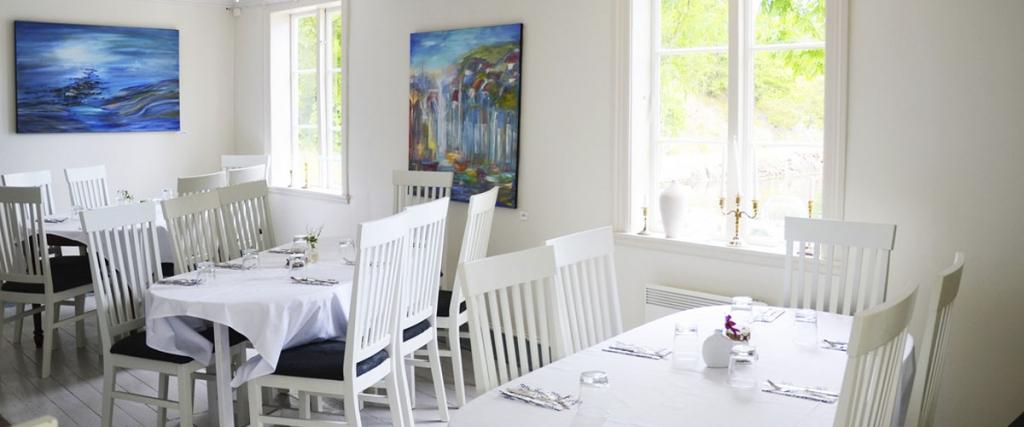 Sommerrestauranten på Furøya